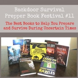 Prepper Book Festival 11: The Best New Books to Help You Survive