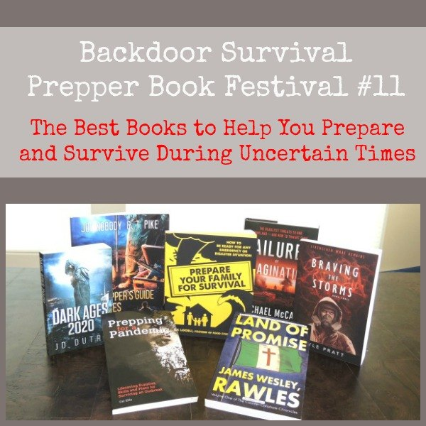 Prepper Book Festival 11 | Backdoor Survival