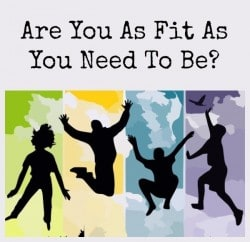 Are You As Fit as You Need To Be   Backdoor Survival