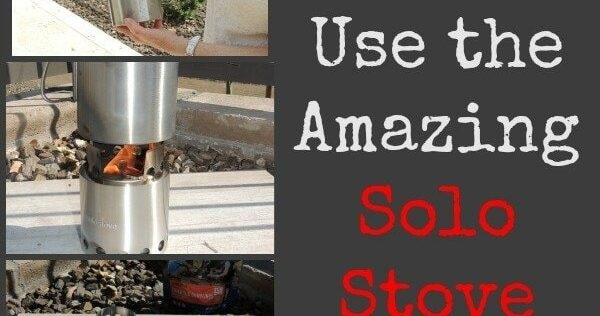 How to Use the Amazing Solo Stove