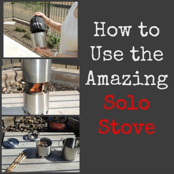 How to Use the Amazing Solo Stove   Backdoor Survival