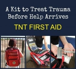 Kit to Treat Trauma Before Help Arrives | Backdoor Survival