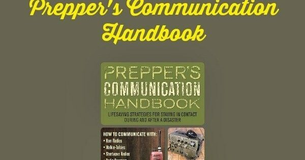 Prepper Book Festival 11: Prepper's Communication Handbook
