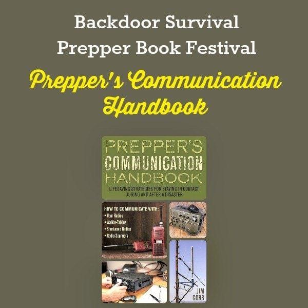 Preppers Communication Handbook | Backdoor Survival