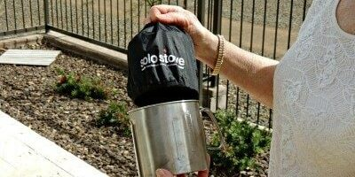 Bug Out Bag Basics: Cooking Outdoors Using a Solo Stove