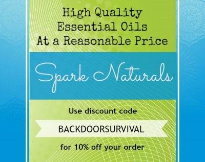 Spark Naturals 2016 | Backdoor Survival