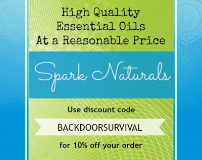 Spark Naturals 2016   Backdoor Survival