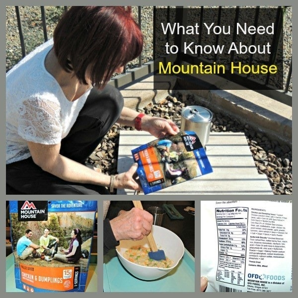 What You Need to Know About Mountain House | Backdoor Survival