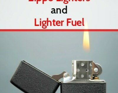 What You Need to Know About Zippos and Lighter Fuel Alternatives