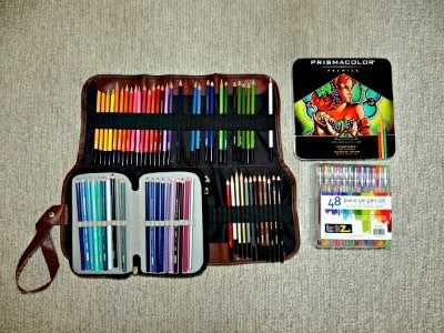Coloring Pencils 400