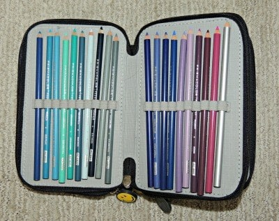 Coloring pencil case 400
