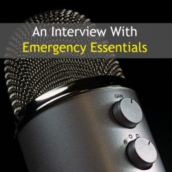 Interview with Emergency Essentials | Backdoor Survival