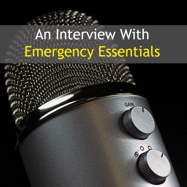 Interview with Emergency Essentials | Backdoor Survival