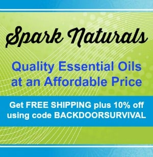 Spark Naturals May 2106 | Backdoor Survival