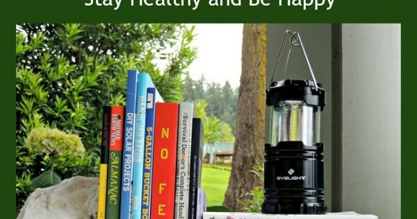 Prepper Book Festival #12: The Best Books to Help You Prepare, Stay Healthy and Be Happy