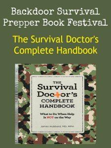 Survival Doctors Complete Handbook | Backdoor Survival