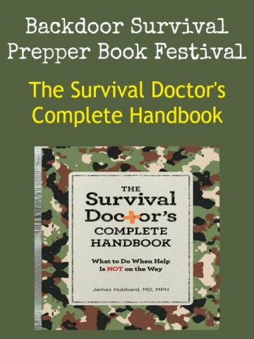 Prepper Book Festival 12: The Survival Doctor's Complete Handbook