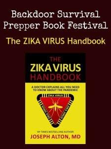 Prepper Book Festival 12: The Zika Virus Handbook