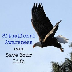 Situational Awareness Can Save Your Life | Backdoor Survival
