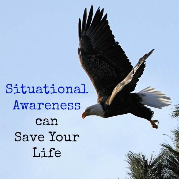 Situational Awareness Can Save Your Life | Backdoor Survival