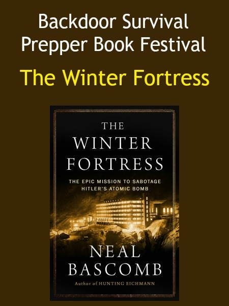 The Winter Fortress   Backdoor Survival