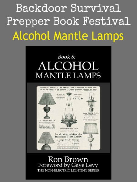 Alcohol Mantle Lamps | Backdoor Survival