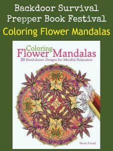 Coloring Flower Mandalas | Backdoor Survival