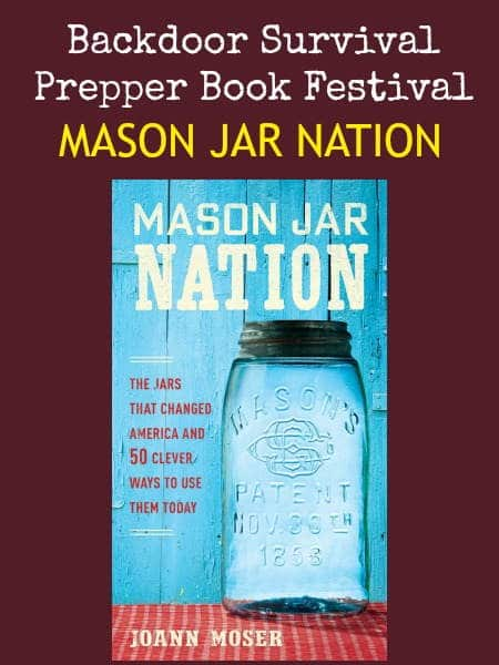 Mason Jar Nation | Backdoor Survival