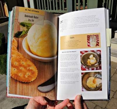 Mason Jar Nation Butter in a Jar   Backdoor Survival