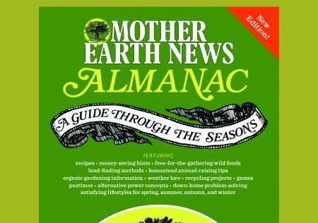 Prepper Book Festival 12: Mother Earth News Almanac