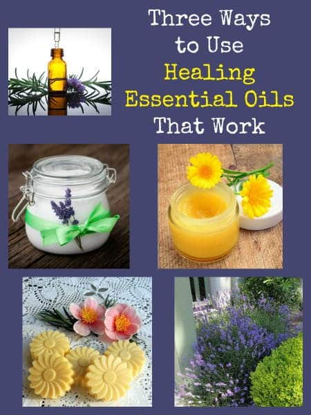 Three Ways to Use Healing Essential Oils That Work | Backdoor Survival