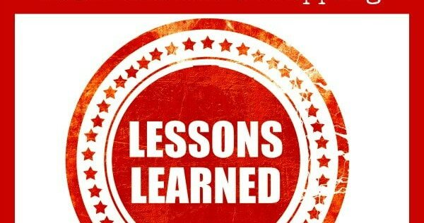 Hits and Misses: Lessons Learned After Six Years of Prepping