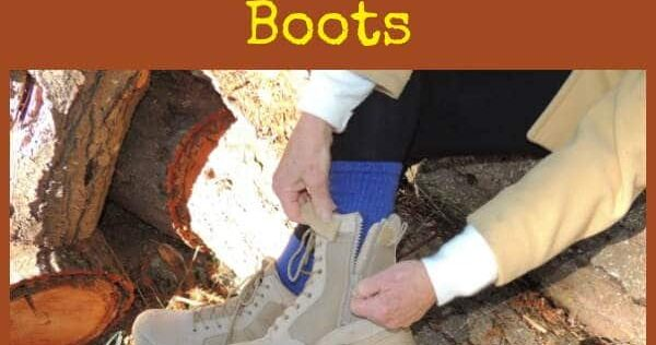 Survival Buzz: When SHTF You Will Need Boots
