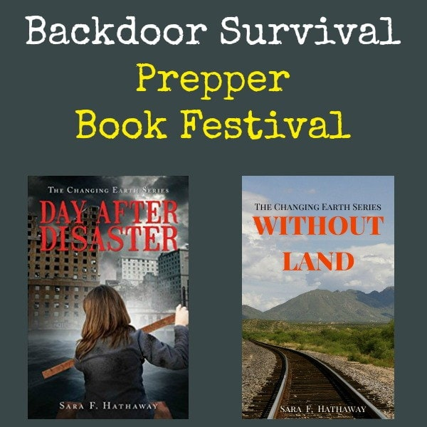 Without Land Changing Earth Series   Backdoor Survival
