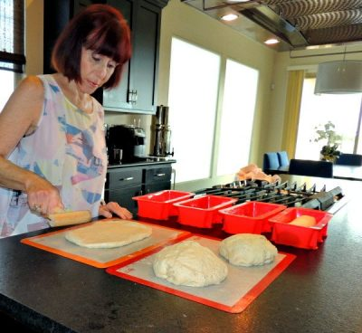 Hand Crank Stainless Dough Maker from Lehman's   Backdoor Survival