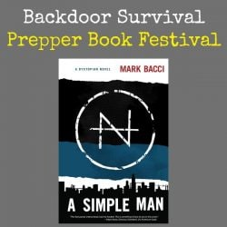 Prepper Book Festival 13: A Simple Man + Giveaway