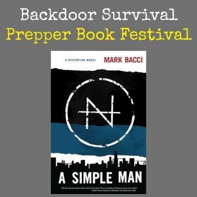 Prepper Book Festival 13: A Simple Man + Giveaway
