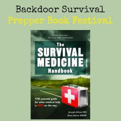 Prepper Book Festival 13: Survival Medicine Handbook Third Edition + Giveaway
