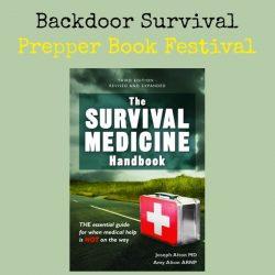 The Survival Medicine Handbook | Backdoor Survival