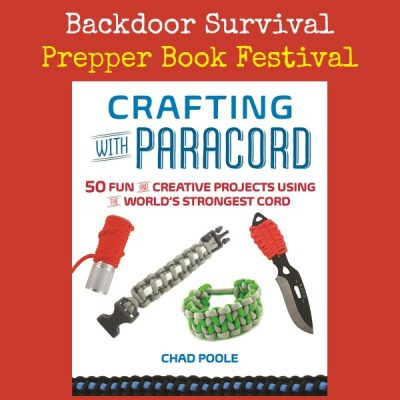 Prepper Book Festival 13: Crafting With Paracord + Giveaway