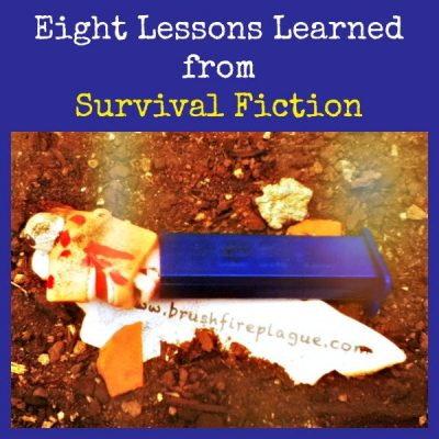 Survival Buzz: Eight Lessons Learned from Survival Fiction