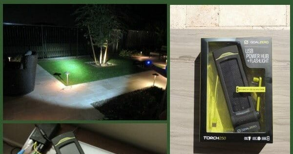 Review: Emergency Solar Lighting With a Goal Zero Torch 250