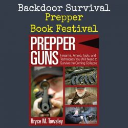Prepper Book Festival 13: Prepper Guns + Giveaway