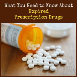 What You Need to Know About Expired Prescription Drugs | Backdoor Survival