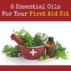 8 Essential Oils For Your First Aid Kit | Backdoor Survival