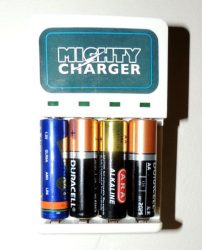 Mighty Charger | Backdoor Survival
