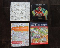 Adult Coloring Books & Pencils | Backdoor Survival