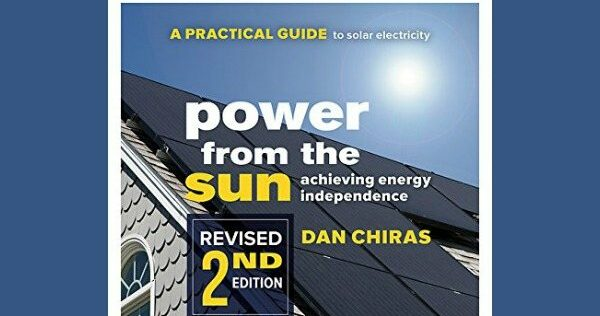 Prepper Book Festival 13: Power From the Sun – A Practical Guide to Solar Electricity