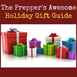 Preppers Gift Guide 2016 | Backdoor Survival