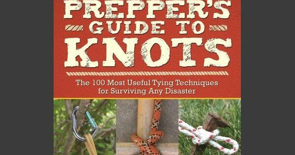 Prepper Book Festival 13: Prepper's Guide to Knots